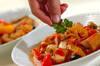 チキンのローマ風煮込みの作り方の手順6