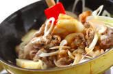 豚肉とジャガイモのみそ炒めの作り方3
