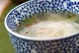 ワンタンつるりんスープ
