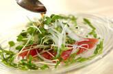 マグロのサラダの作り方5