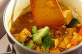 鶏むね肉と大豆のカレー煮の作り方8