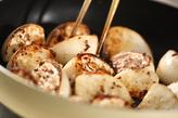 カブのアンチョビ炒めの作り方2