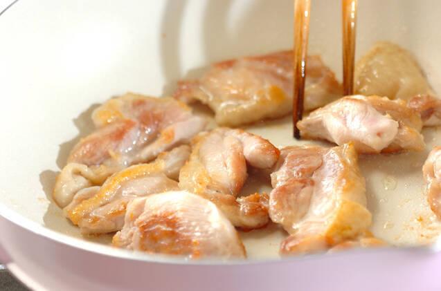 チキンのサラダの作り方の手順6