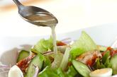 チキンのサラダの作り方2