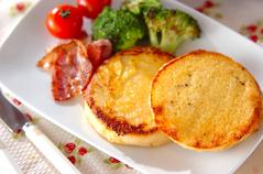 チーズフレンチトースト