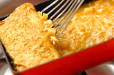 エノキ入り卵焼きの作り方3