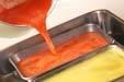 2色のスイカカンの作り方4