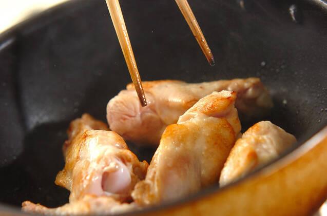 あったか鶏とカブのスープ煮の作り方の手順5