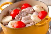 ゆで野菜&スープの作り方1