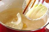 キムチスープの作り方1