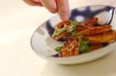 レンコンのバルサミコ酢風味の作り方3