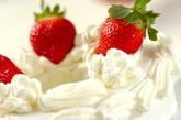 簡単ショートケーキの作り方3