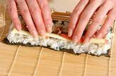 生春巻き風アジアン寿司の作り方5