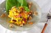 お芋とタコのヨーグルトサラダ