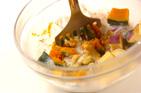 お芋とタコのヨーグルトサラダの作り方3