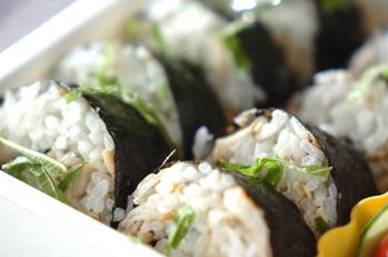 ホッケ寿司