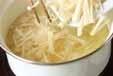 エノキのスープの作り方2