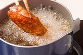 新ジャガと手羽先煮の作り方2