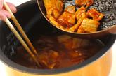 豚キムチ炊き込みご飯の作り方2