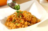 豚キムチ炊き込みご飯の作り方3