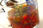 七夕の豚しゃぶ巻きトマトつけ麺の作り方3