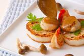 長芋とシーフードソテーの作り方4