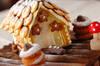 カンタンお菓子の家・ヘクセンハウスの作り方の手順