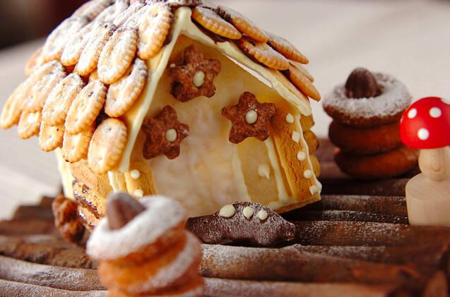 カンタンお菓子の家・ヘクセンハウス