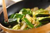 らっきょうとキュウリの甘酢炒めの作り方3