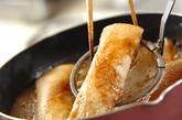 簡単カレーチーズ春巻きの作り方2