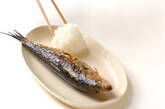 塩イワシの焼き物の作り方2