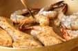 魚介のナッツソースの作り方1