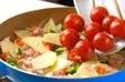 スペイン風オムレツの作り方2