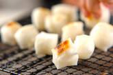 納豆餅の下準備1