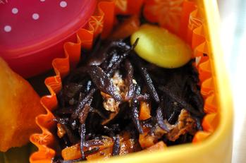 ヒジキの煮物