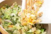 麩とツナの卵炒めの作り方4