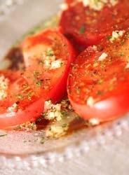 トマトのグリル