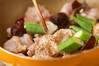 鶏肉の甘酢炒めの作り方の手順3