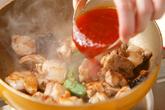 鶏肉の甘酢炒めの作り方4