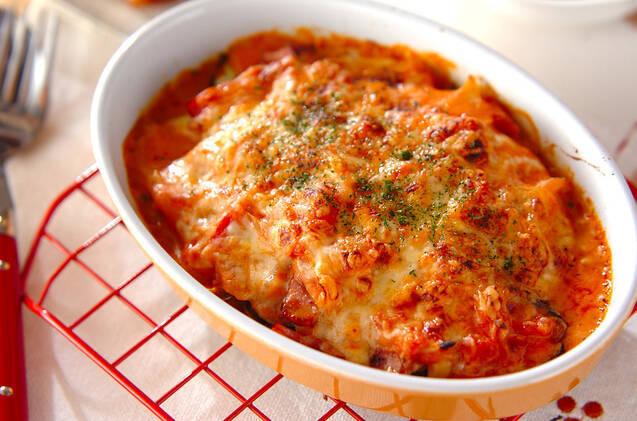トマト缶の簡単おすすめレシピ18選!カットでもホールでも♪ の画像