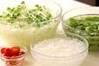 お造りサラダの作り方の手順2