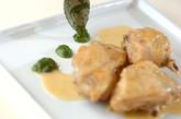 鶏もも肉のワインビネガー煮込みの作り方8