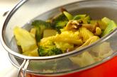 野菜のホットサラダの作り方2