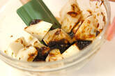 長芋ののり和えの作り方2