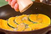 カボチャのバター焼きの作り方2