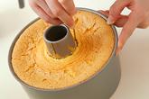 セサミのシフォンケーキの作り方9
