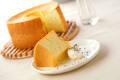 セサミのシフォンケーキ