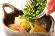 ジャガベーコン煮の作り方2