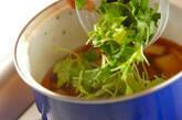 大根と湯葉のトロミ汁の作り方5
