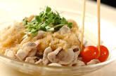 サッパリ豚シャブ麺の作り方3